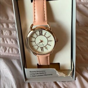 Ping/ roses gold watch